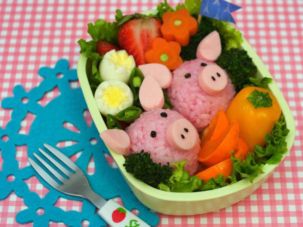 מה לשים בקופסאת האוכל של הילד